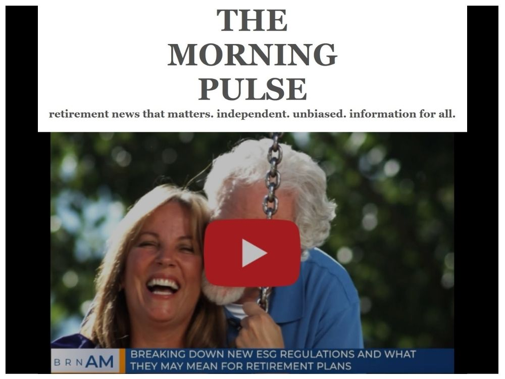 The Morning Pulse – Thursday, September 10, 2020