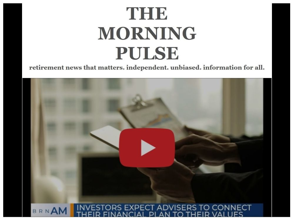 The Morning Pulse – Friday, September 11, 2020