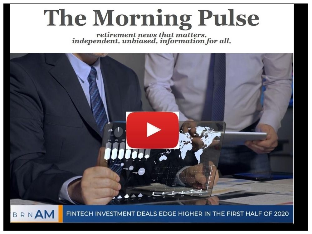 The Morning Pulse – Tuesday, September 1, 2020