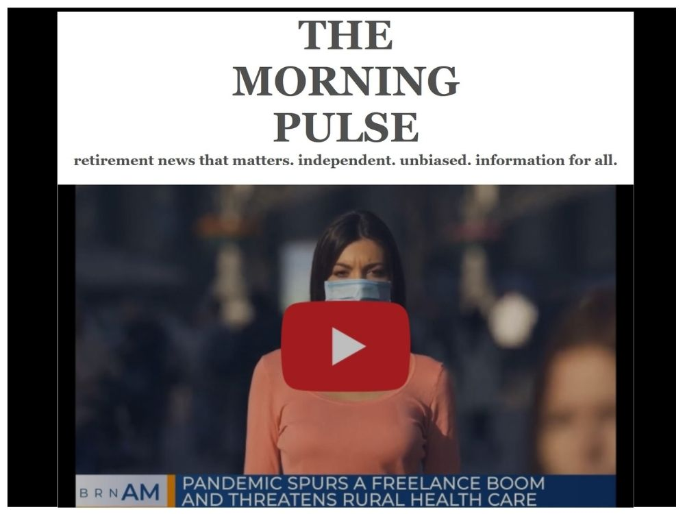 The Morning Pulse – Friday, October 9, 2020