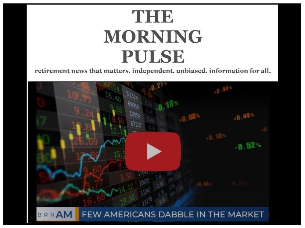 The Morning Pulse – Friday, October 2, 2020