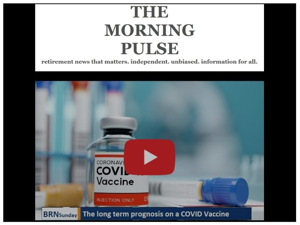 The Morning Pulse – Sunday, October 11, 2020