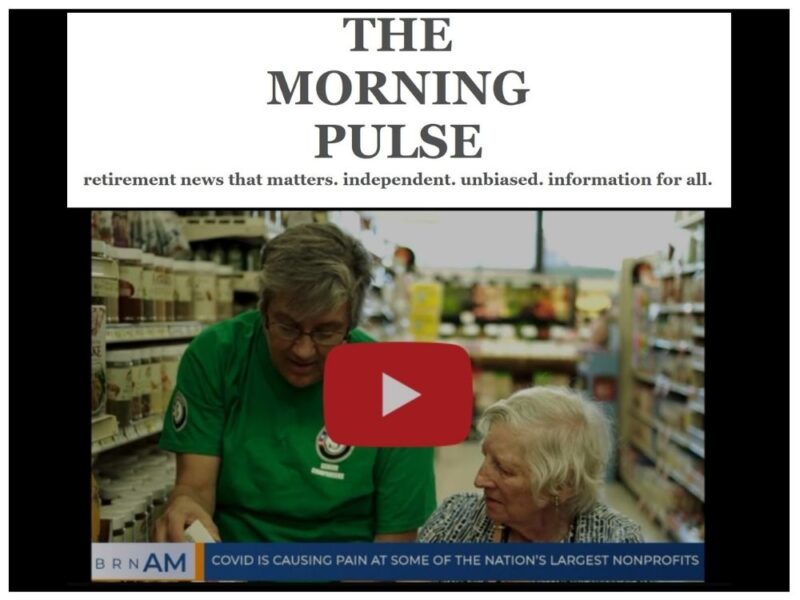 The Morning Pulse – Monday, October 12, 2020
