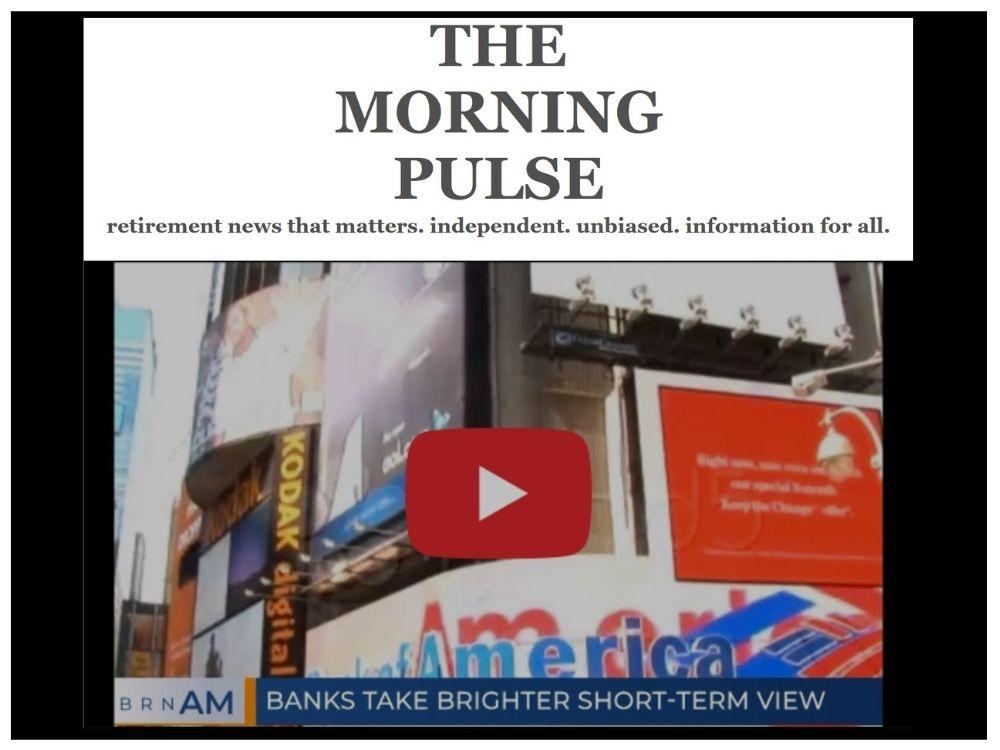 The Morning Pulse – Friday, October 16, 2020