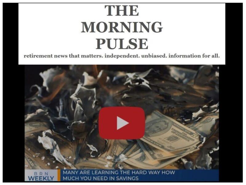 The Morning Pulse – Saturday, October 17, 2020