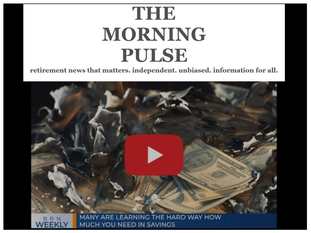 The Morning Pulse – Saturday, October 17, 2020