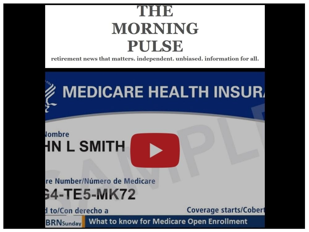 The Morning Pulse – Sunday, October 18, 2020