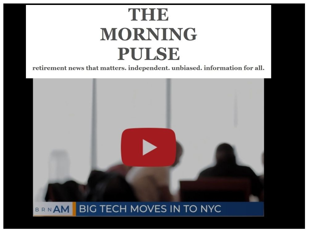 The Morning Pulse – Tuesday, October 20, 2020