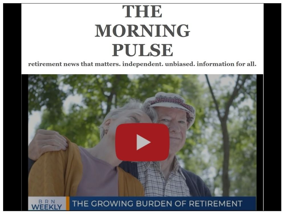 The Morning Pulse – Saturday, October 3, 2020