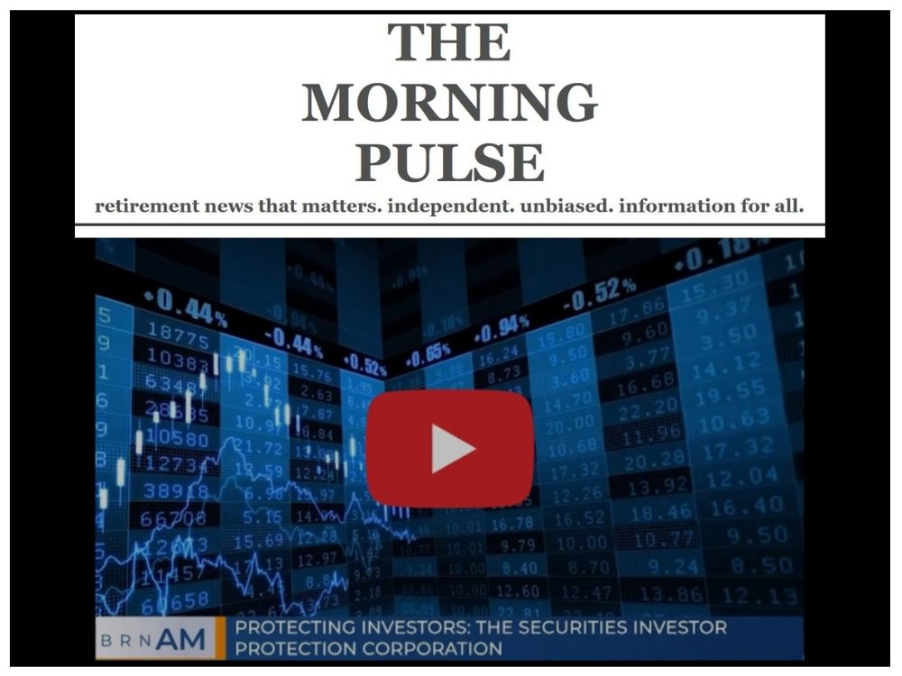 The Morning Pulse – Wednesday, October 21, 2020