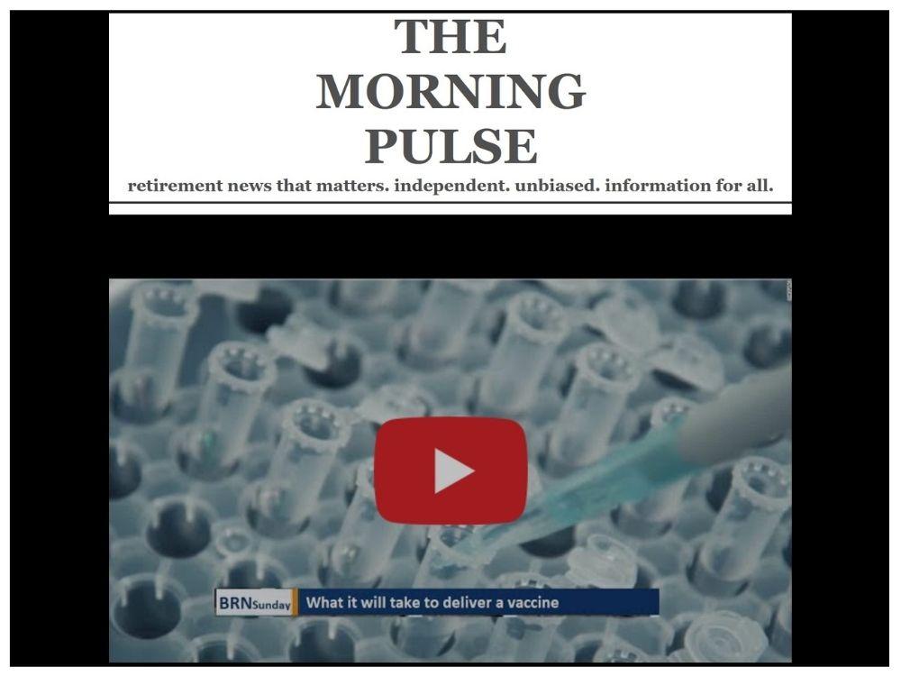 The Morning Pulse – Friday, October 25, 2020