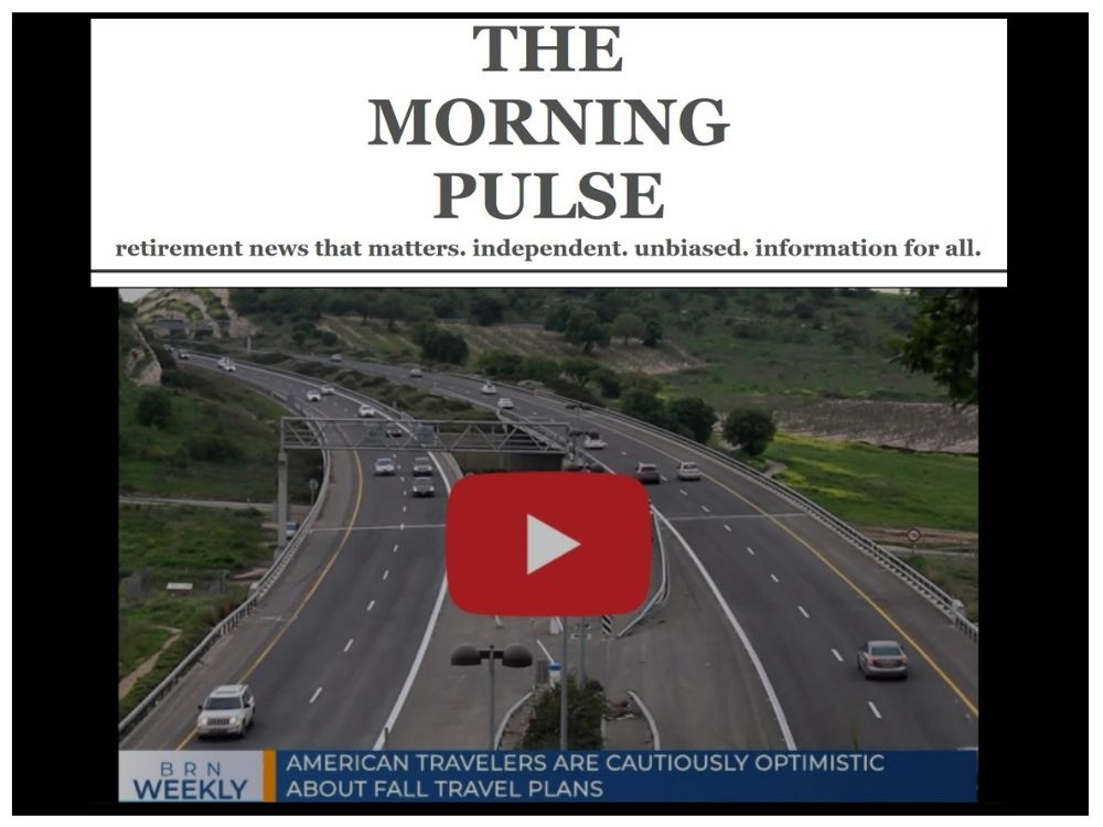 The Morning Pulse – Saturday, October 24, 2020