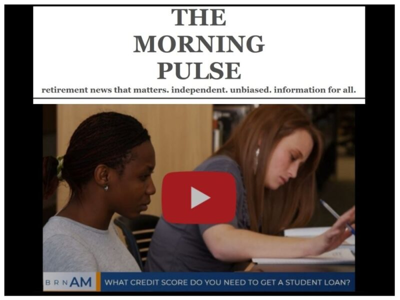The Morning Pulse – Monday, October 26, 2020