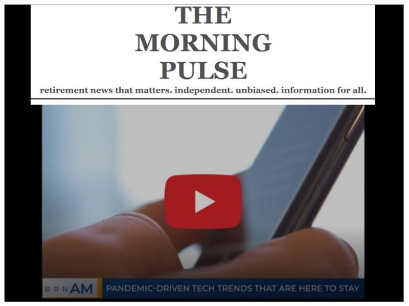 The Morning Pulse – Tuesday, October 27, 2020