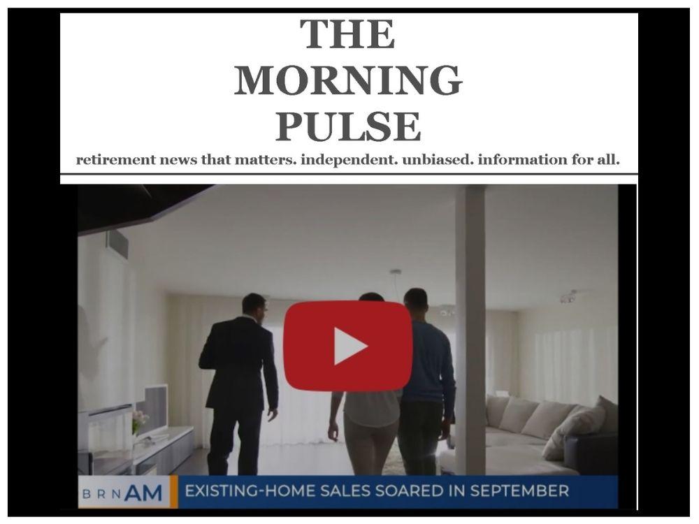 The Morning Pulse – Thursday, October 29, 2020