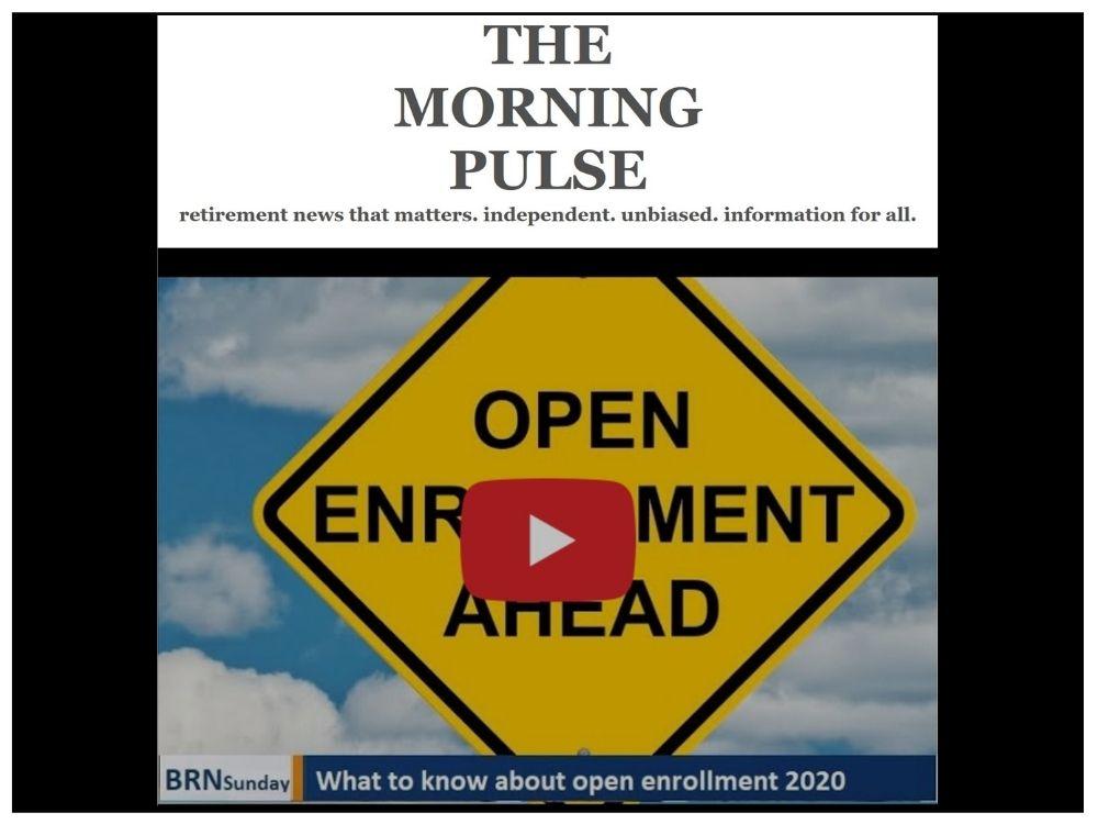 The Morning Pulse – Sunday, October 4, 2020
