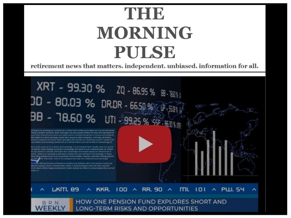 The Morning Pulse – Saturday, October 31, 2020