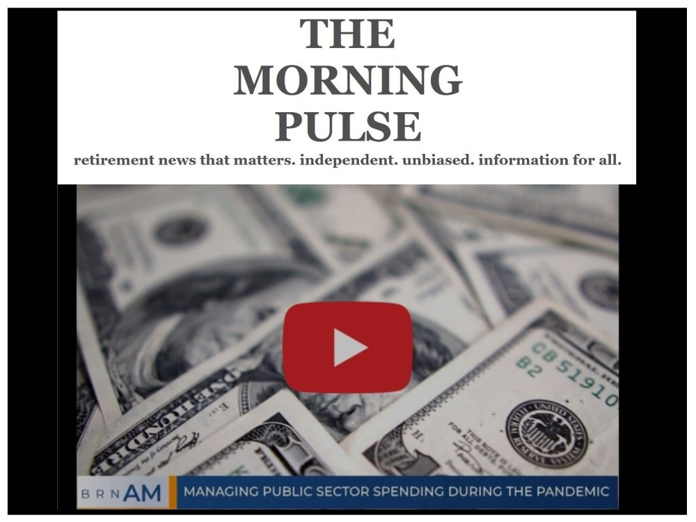 The Morning Pulse – Monday, October 5, 2020