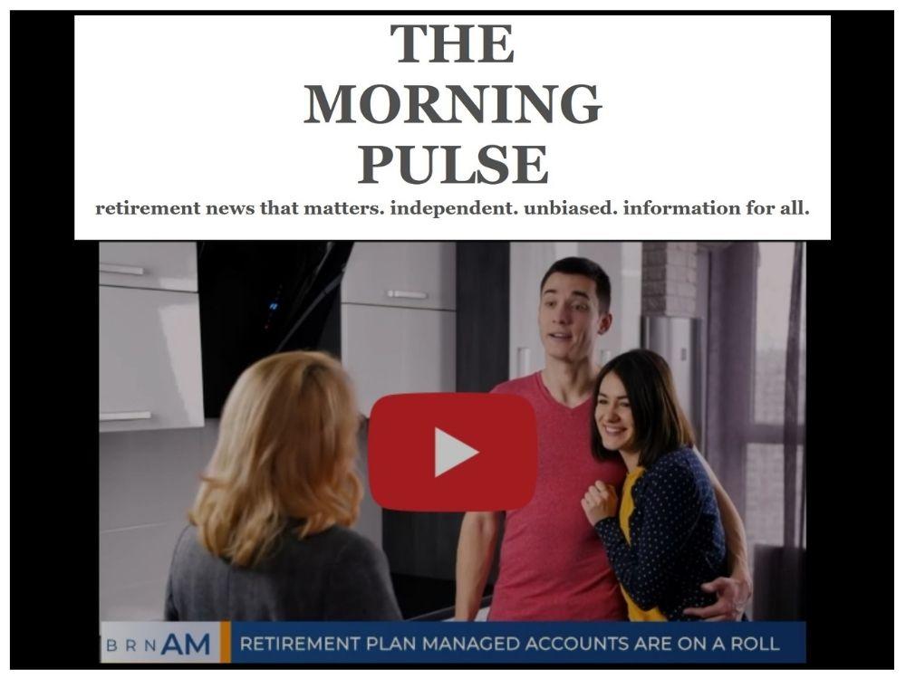 The Morning Pulse – Thursday, October 1, 2020