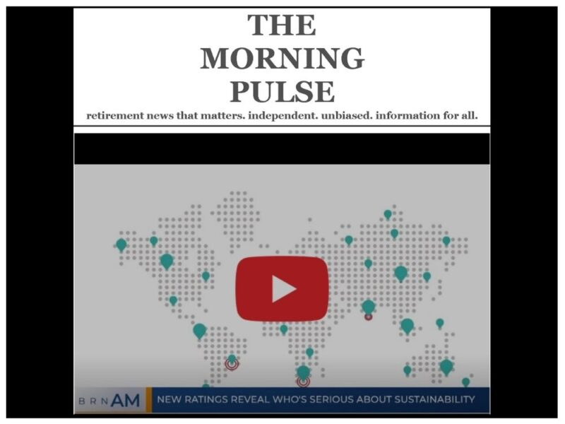 The Morning Pulse – Wednesday, November 25, 2020