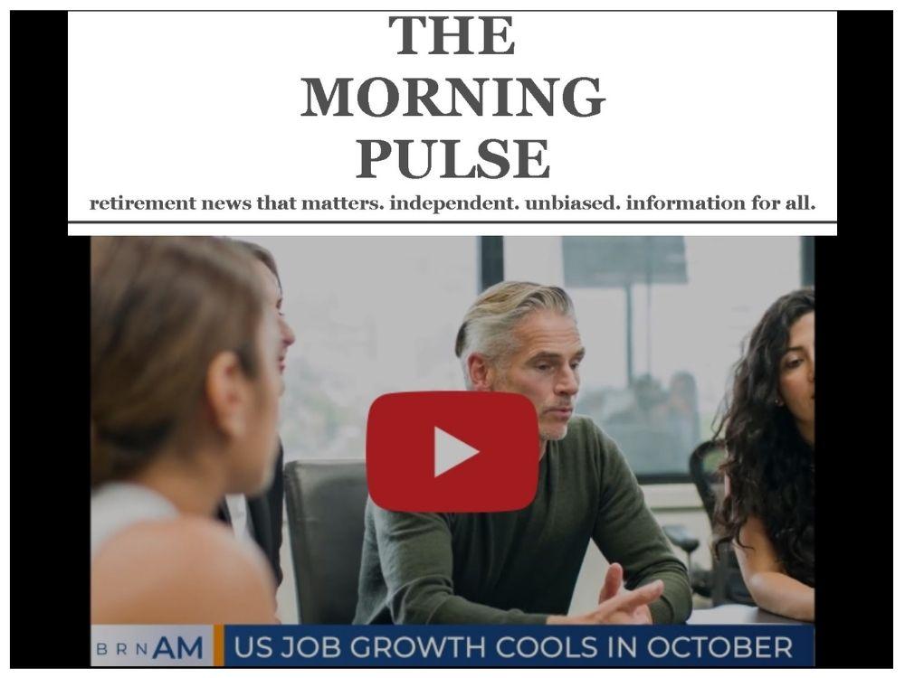 The Morning Pulse – Friday, November 6, 2020
