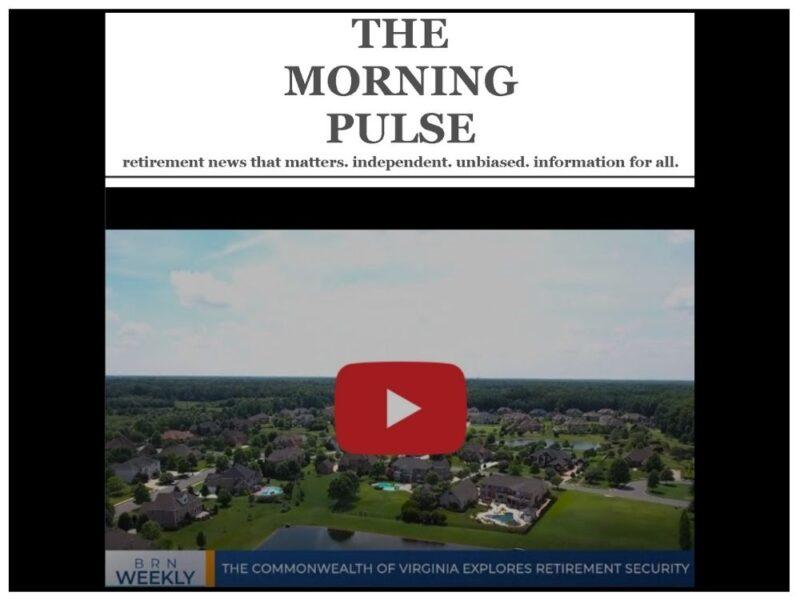 The Morning Pulse – Saturday, November 14, 2020