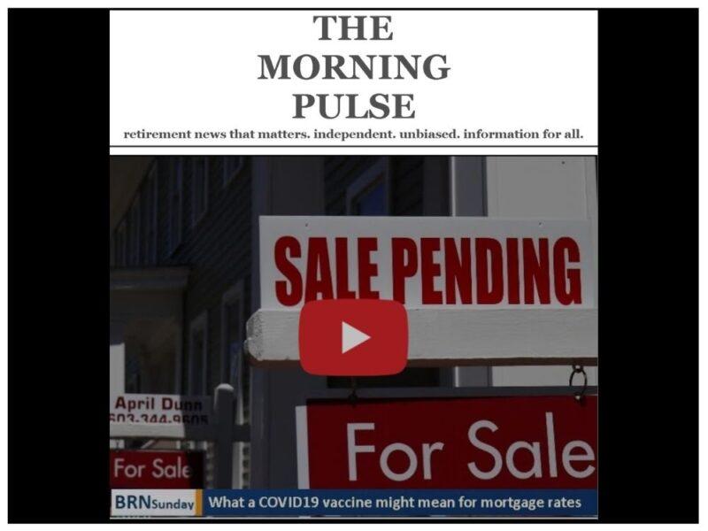 The Morning Pulse – Sunday, November 15, 2020