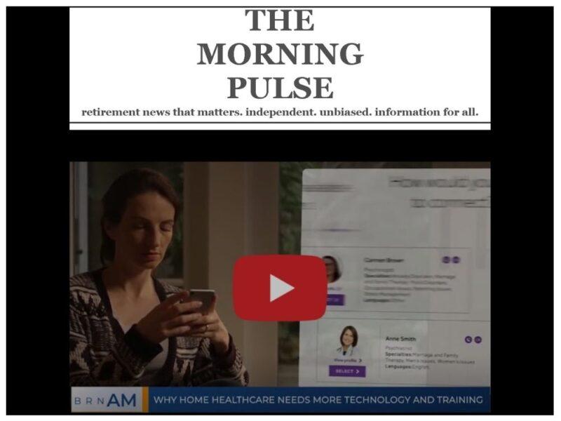 The Morning Pulse – Tuesday, November 17, 2020