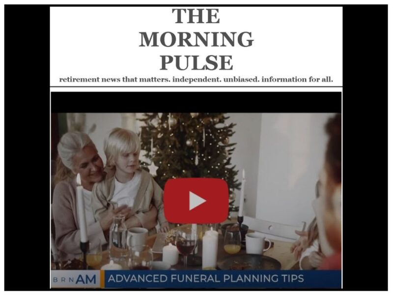 The Morning Pulse – Wednesday, November 18, 2020