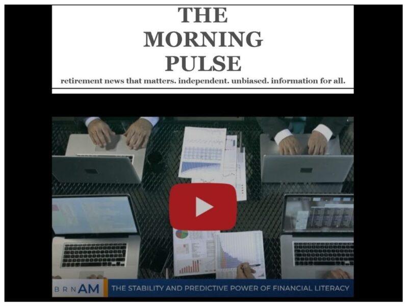 The Morning Pulse – Thursday, November 19, 2020