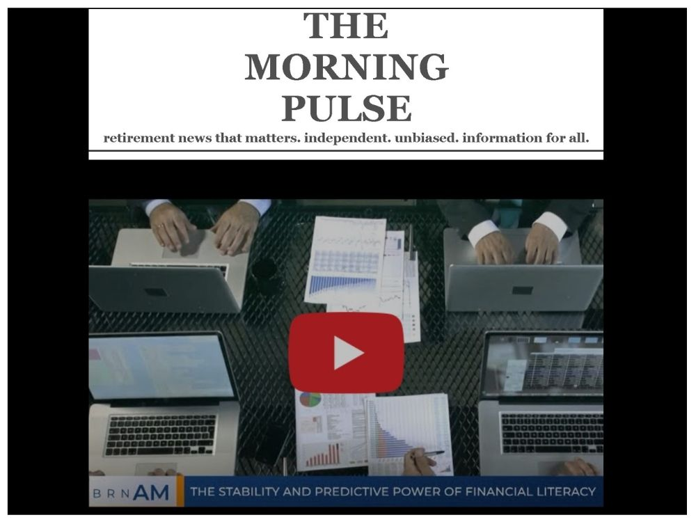 The Morning Pulse – Thursday, November 19, 2020