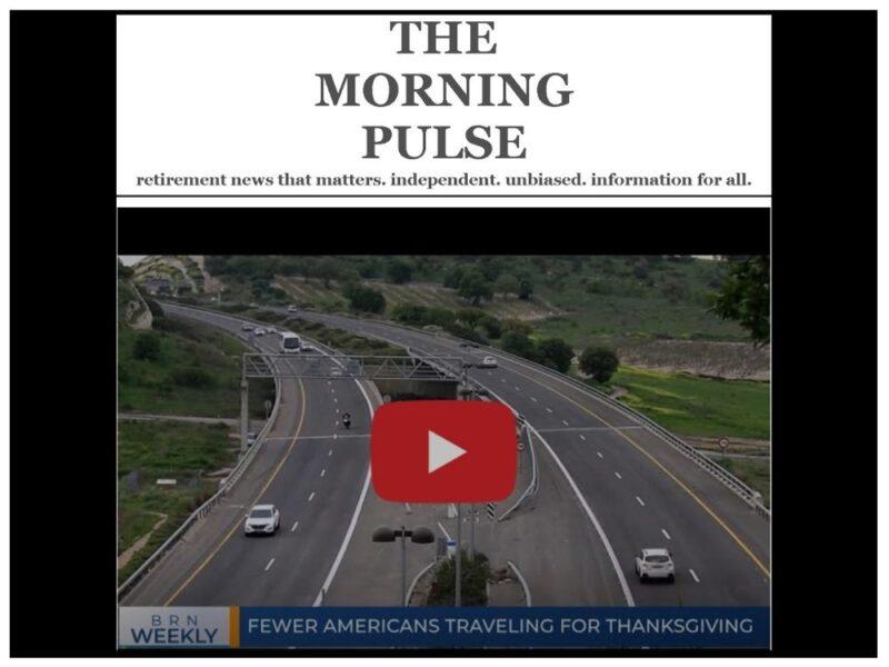 The Morning Pulse – Saturday, November 21, 2020