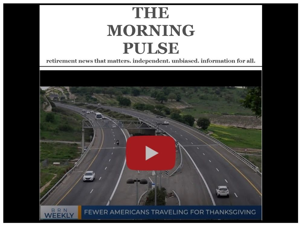 The Morning Pulse – Saturday, November 21, 2020