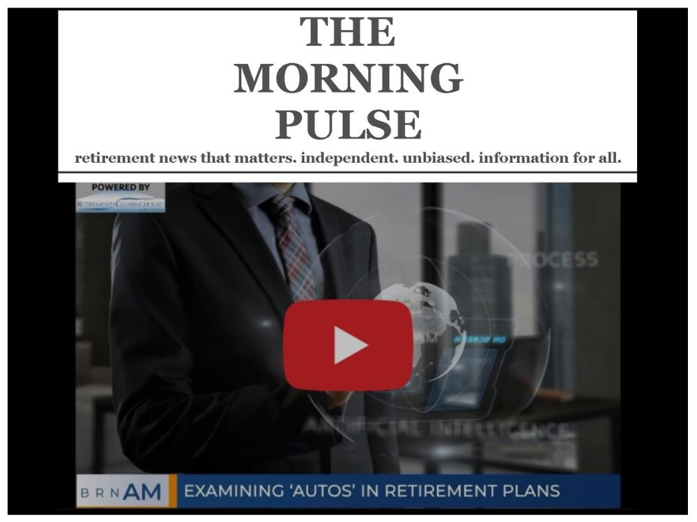 The Morning Pulse – Wednesday, November 4, 2020