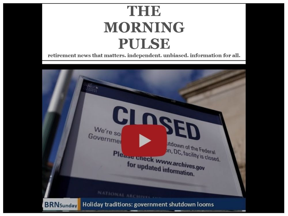 The Morning Pulse – Sunday, November 22, 2020