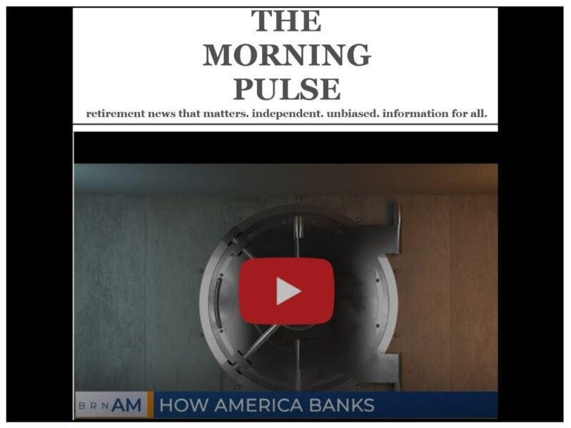 The Morning Pulse – Monday, November 23, 2020