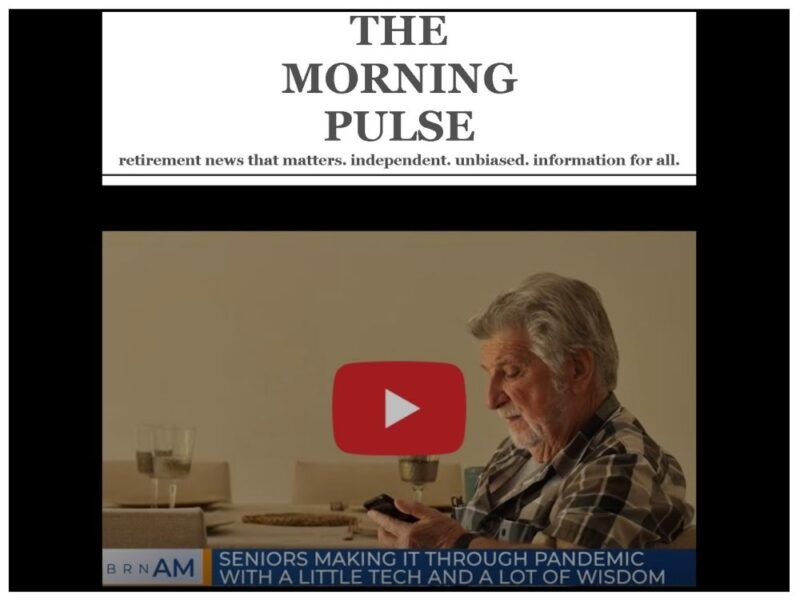 The Morning Pulse – Tuesday, November 24, 2020