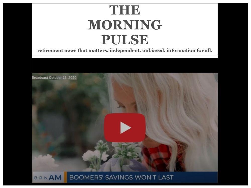 The Morning Pulse – Friday, November 27, 2020