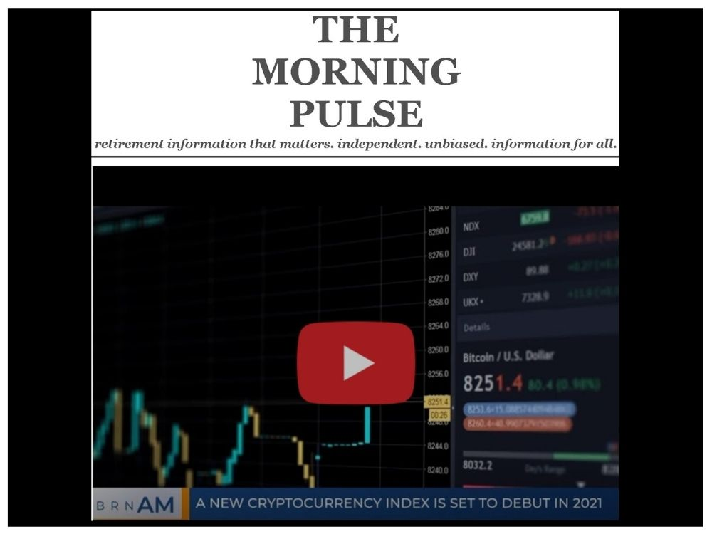The Morning Pulse – Monday, December 14, 2020