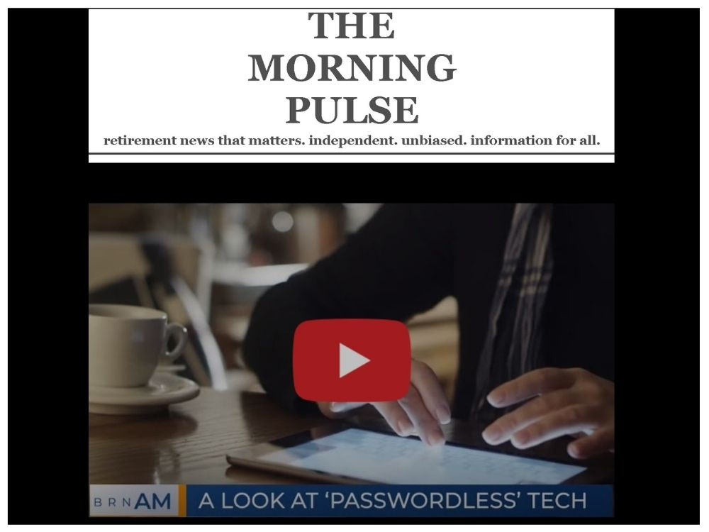 The Morning Pulse – Tuesday, December 15, 2020
