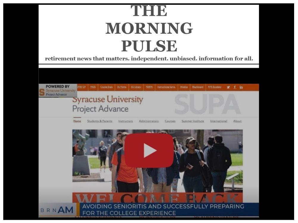 The Morning Pulse – Wednesday, December 16, 2020