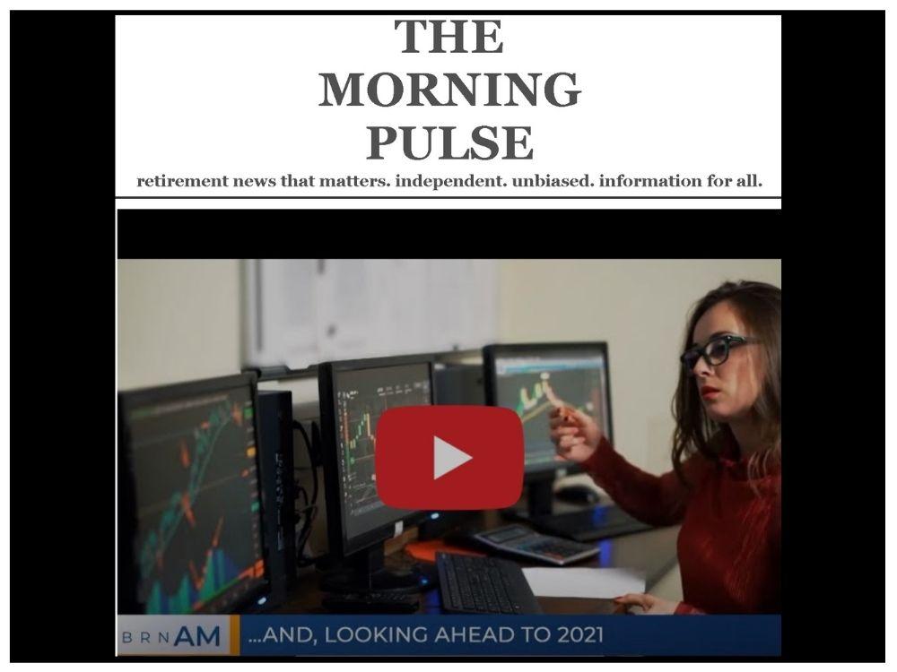 The Morning Pulse – Thursday, December 17, 2020
