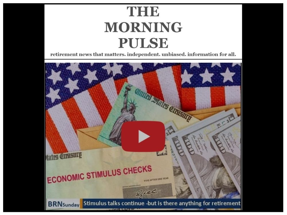 The Morning Pulse – Sunday, December 20, 2020