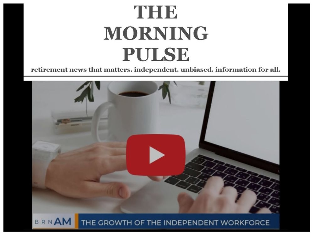 The Morning Pulse – Monday, December 21, 2020