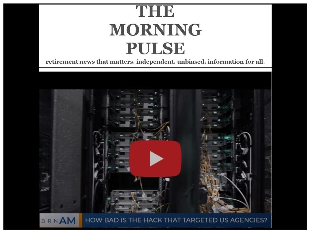 The Morning Pulse – Tuesday, December 22, 2020
