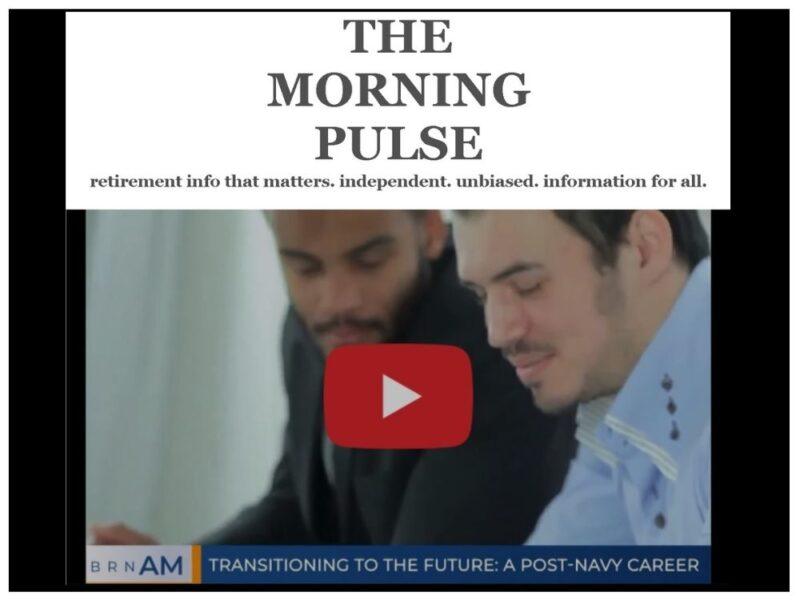 The Morning Pulse – Thursday, December 24, 2020