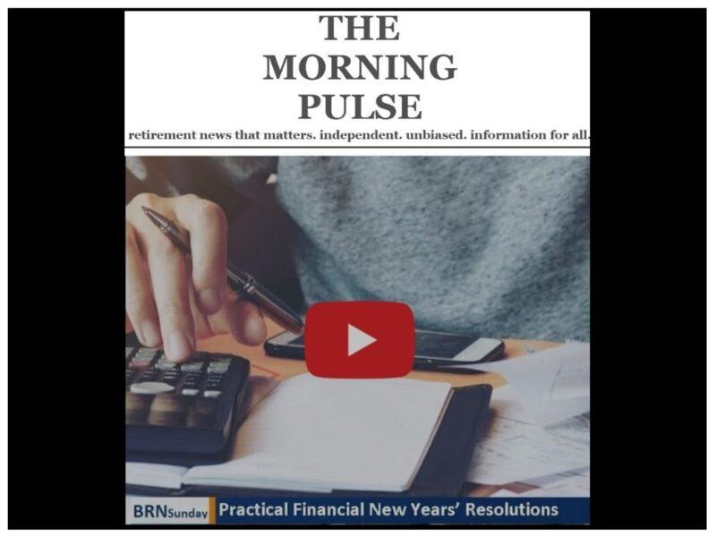 The Morning Pulse – Sunday, December 27, 2020