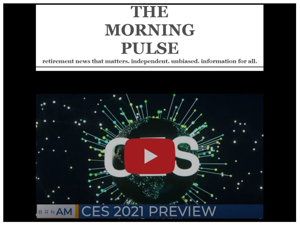 The Morning Pulse – Tuesday, December 29, 2020