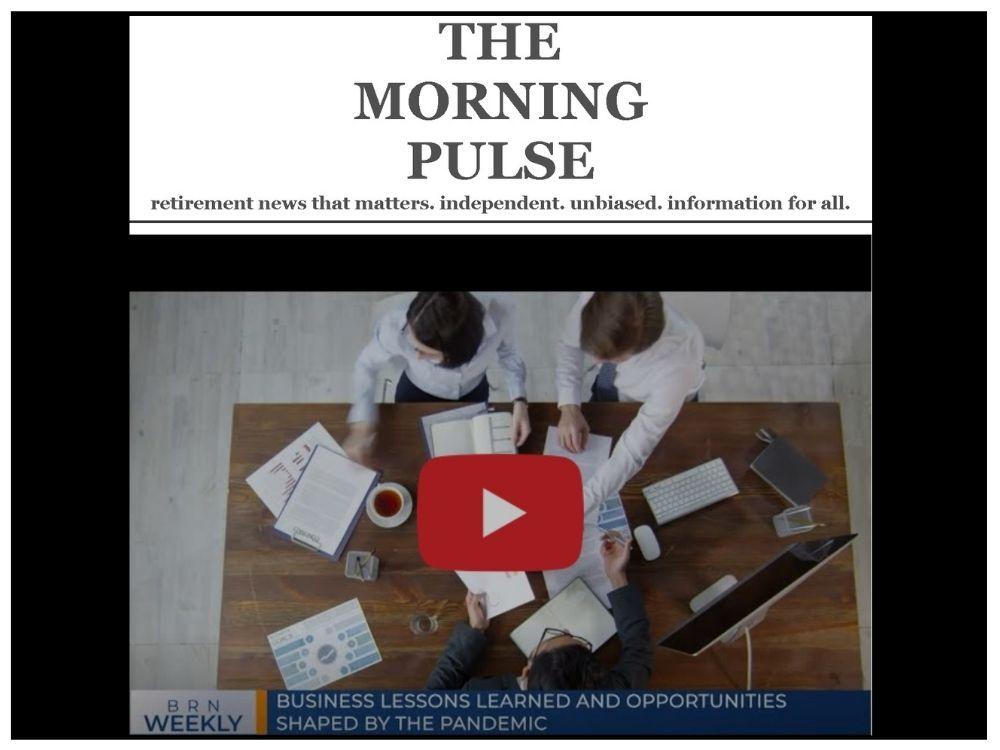 The Morning Pulse – Saturday, December 5, 2020