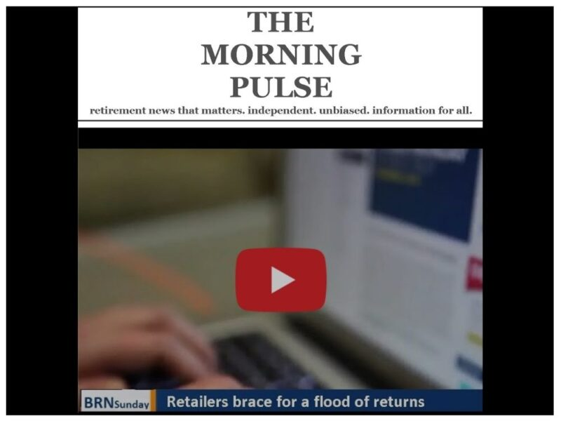 The Morning Pulse – Sunday, January 3, 2021